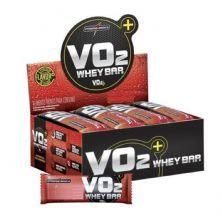 VO2 Whey Bar - 12 Unidades 30g Cookies - IntegralMédica