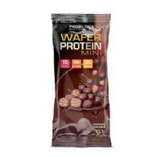 Waffer Protein Mini - 12 unidades de 50g Chocolate com Avelã - Probiótica