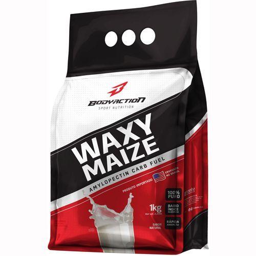 Waxy Maize - 1000g Sem Sabor -  Body Action