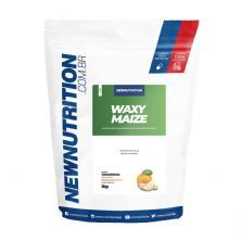 Waxy Maize - 1000g Tangerina - NewNutrition