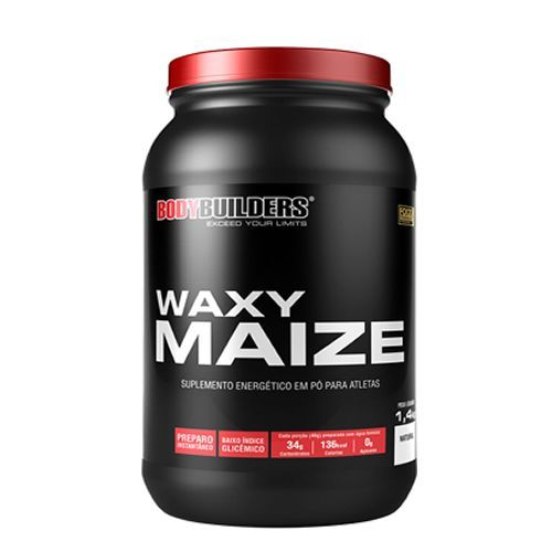 Waxy Maize - 1400g Natural - BodyBuilders