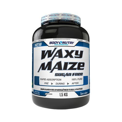 Waxy Maize - 1500g - Body Nutry