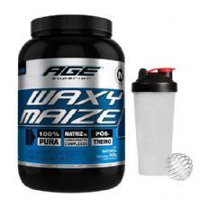 Waxy Maize - 900g + Coqueteleira - Nutrilatina