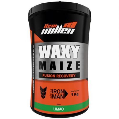Waxy Maize Fusion Recovery - 1000g Limão - New Millen no Atacado