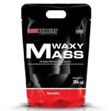 Waxy Mass - 3000g Refil Baunilha - BodyBuilders
