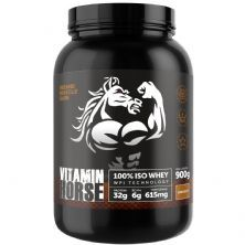 Whey 100% Iso - 900g Chocolate - Vitamin Horse