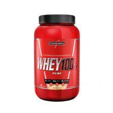 Whey 100% Pure - 907g Baunilha - IntegralMédica