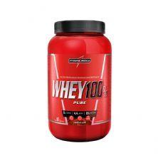 Whey 100% Pure - 907g Chocolate - IntegralMédica