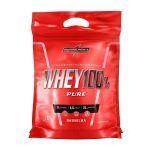 Whey 100% Pure - 907g Refil Baunilha - IntegralMédica no Atacado