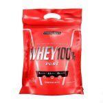 Whey 100% Pure - 907g Refil Chocolate - IntegralMédica no Atacado