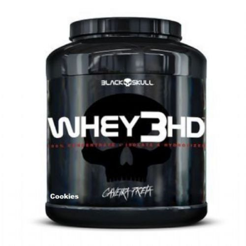 Whey 3HD - 1800g Cookies & Cream - Black Skull no Atacado