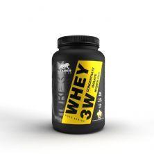 Whey 3W - 900g Baunilha - Leader Nutrition