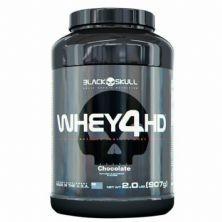 Whey 4HD - 907g Chocolate - Black Skull