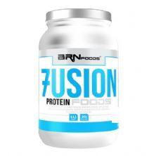 Whey 7Usion - 900g Chocolate - BRN Foods