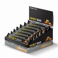 Whey Bar - 12 Unidades 40g Doce de Leite - Probiótica
