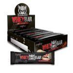 Whey Bar Darkness - Caixa 8 unidades 90g Frutas Vermelhas/Blueberry - Integralmédica