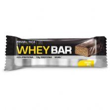 Whey Bar High Protein - 1 unidade Banana - Probiótica