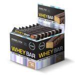 Kit 10X Whey Bar High Protein - 24 Unidades 40g Amendoin - Probiótica