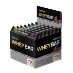 Whey Bar High Protein - 24 Unidades 40g Cookies & Cream - Probiótica no Atacado
