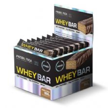 Whey Bar High Protein - 24 unidades Cookies & Cream - Probiótica