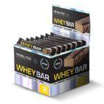 Whey Bar High Protein - 24 Unidades Banana - Probiótica