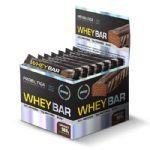 Whey Bar High Protein - 24 unidades Chocolate - Probiótica
