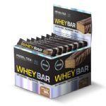 Whey Bar High Protein - 24 unidades Cookies & Cream - Probiótica