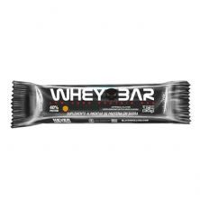 Whey Bar Low Carb Protein - 1 Unidade 30g Chocolate - Black Skull*** Data Venc. 09/10/2020