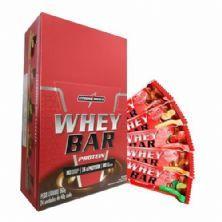 Whey Bar Protein - 24 unidades de 40g Chocolate - Integralmédica