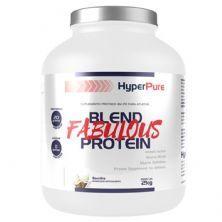 Whey Blend Fabulous Protein - 2000g Baunilha - HyperPure