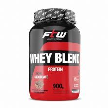 Whey Blend Protein - 900g Chocolate - FTW