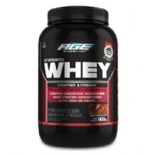 Whey Crisp Cream AGE - 900g Chocolate Punch  - Nutrilatina