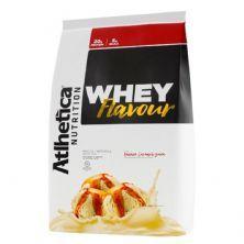 Whey Flavour - 850g Banana Caramelizada - Atlhetica Nutrition