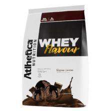 Whey Flavour - 850g Milkshake Chocolate - Atlhetica Nutrition