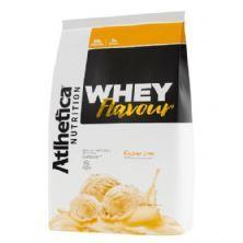 Whey Flavour - 850g Milkshake Creme - Atlhetica Nutrition