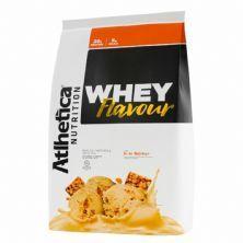 Whey Flavour - 850g Pé de Moleque - Atlhetica Nutrition
