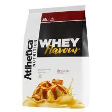 Whey Flavour - 850g Salt Caramel - Atlhetica Nutrition