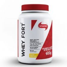 Whey Fort - 900g Abacaxi - Vitafor