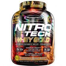 Whey Gold Nitro Tech - 2510g Chocolate Peanut Butter - Muscletech