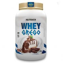 Whey Grego - 900g Cheesecake de Chocolate - Nutrata