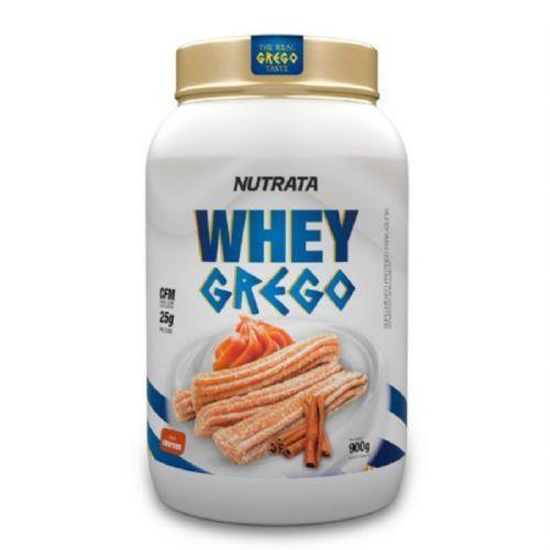 Whey Grego - 900g Churros - Nutrata no Atacado
