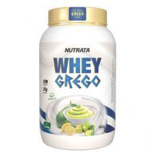 Whey Grego - 900g Creme de Abacate - Nutrata