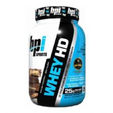 Whey HD - 935g Chocolate e Cookies - BPI