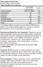 Whey HD - 950g Baunilha com Caramelo - BPI