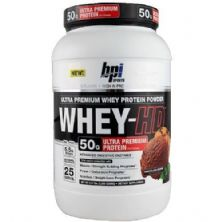 Whey HD - 950g Chocolate Cookies - BPI