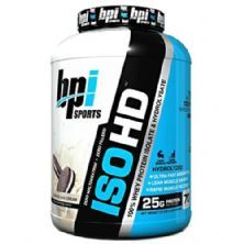 Whey Iso HD - 2398g Cookies And Cream - BPI