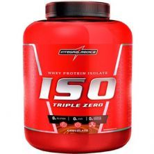 Whey Iso Triple Zero - 1800g Chocolate - IntegralMédica
