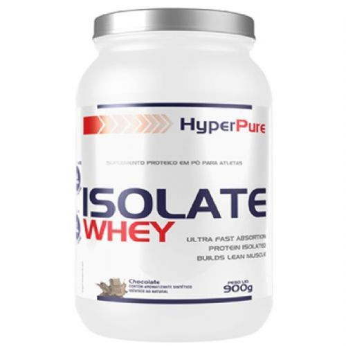 Whey Isolate - 900g Chocolate - HyperPure no Atacado