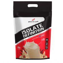 Whey Isolate Definition - 1800g Refil Baunilha - BodyAction