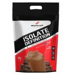 Kit 10X Whey Isolate Definition - 1800g Refil Chocolate - BodyAction